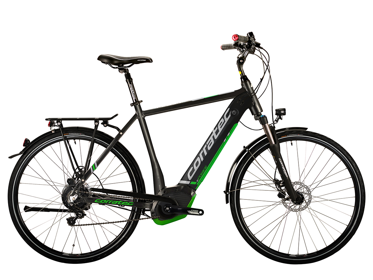 Corratec E-Power 28 Sport Perf Nuvinci Herren | E-Bike Eskuche