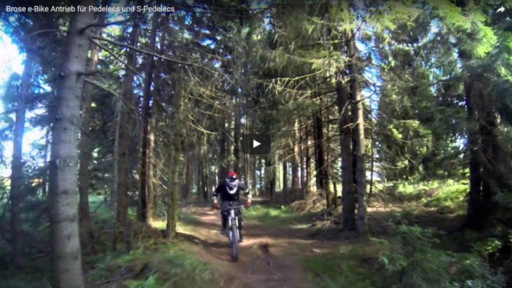 Brose E-Bike Antrieb für Pedelecs und S-Pedelecs