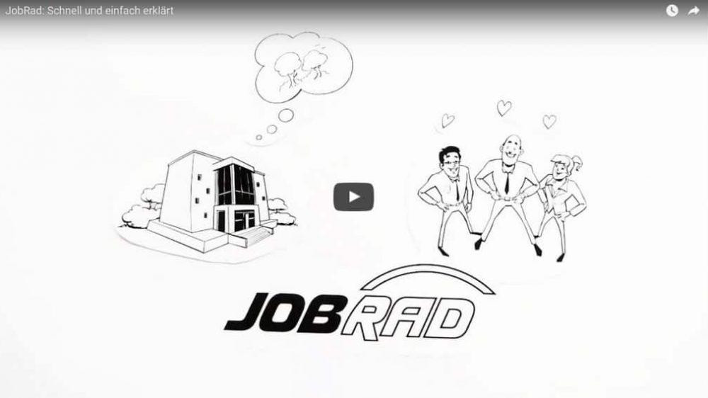 JobRad: Schnell und einfach erklärt