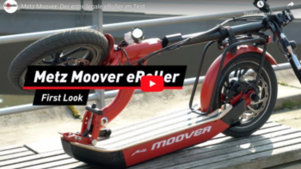 "E-Scooter Elektro-Tretroller ""Made in Germany"""