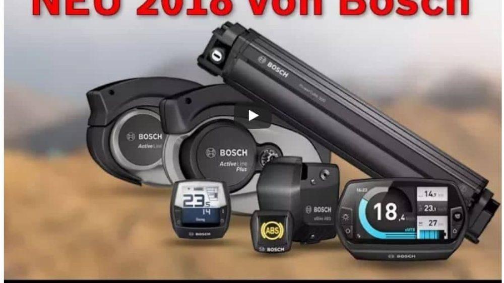 Der neue Bosch Active Plus Motor